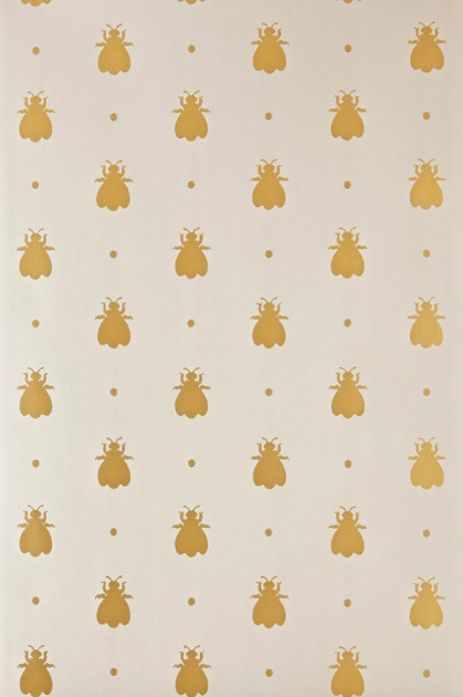 farrow and ball Bee wallpaper