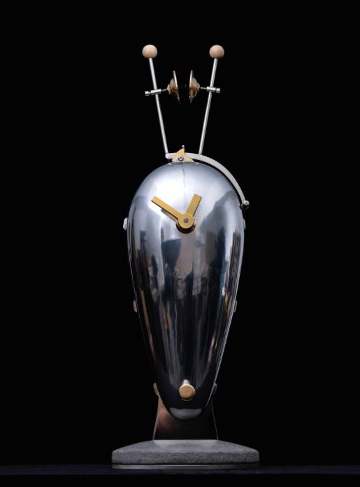 Dan Morrison Blott Works - Clock