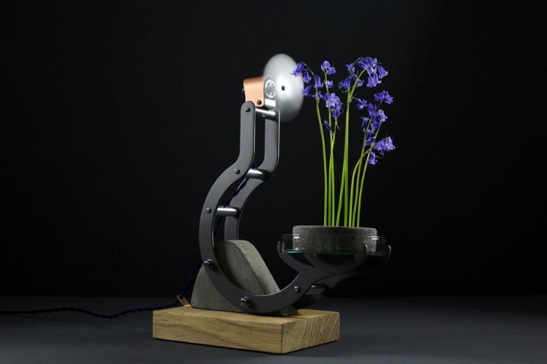 Dan Morrison - Blott Works Breeze vase