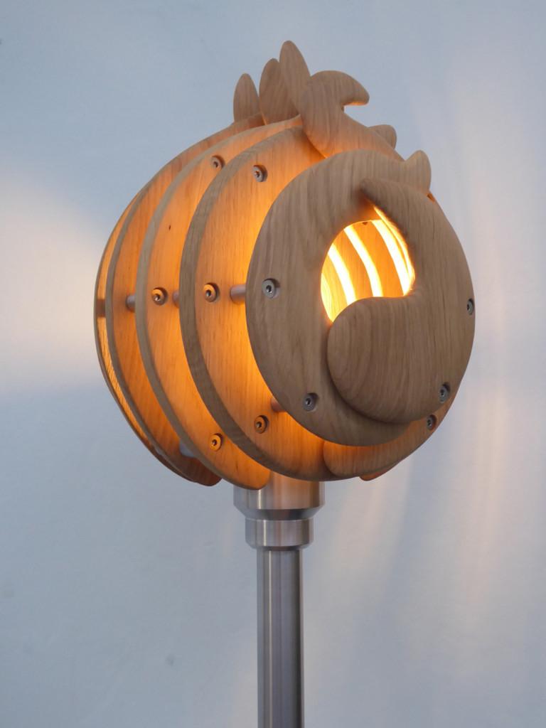 Blott Works Beacon Lamp