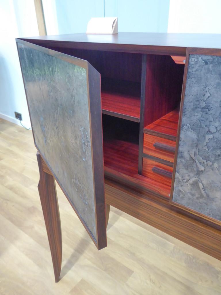 Daan Koers cabinet detail