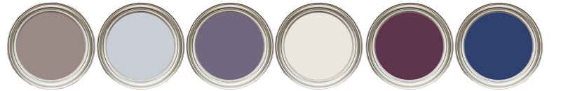 Dulux paint colours