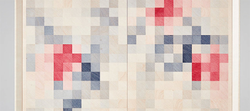 Kevin Stamper - Plum Blossom detail