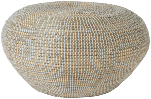 Habitat - Nala seagrass floor stool