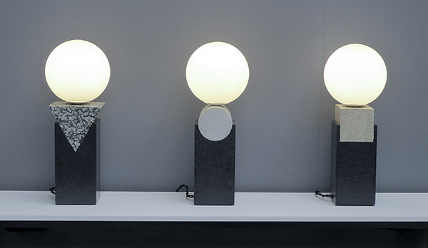Louis-Jobst Monument Lamps