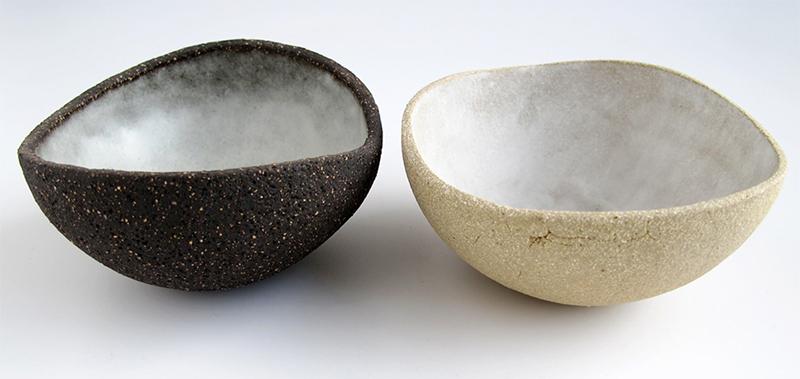 Nic Webb - stoneware bowls