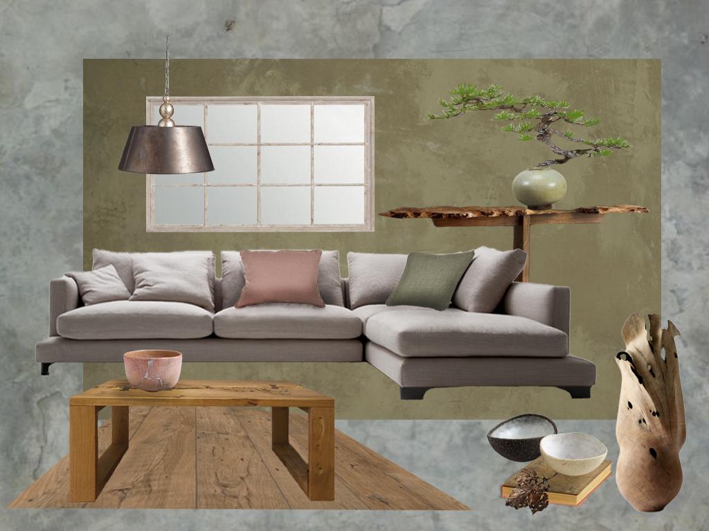 Style&Co Wabi Sabi Mood board