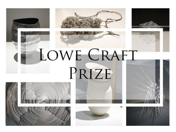 Lowe Craft Prize
