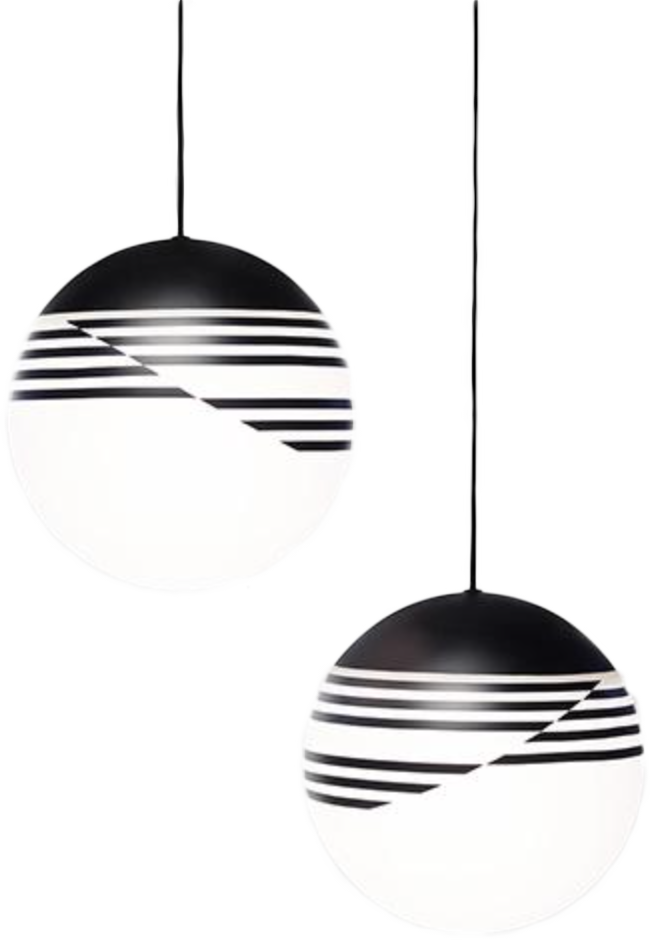 Lee Broom Optical lights