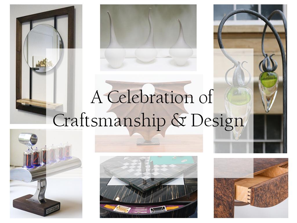 Celebration of Craftsmanship and Design 2018