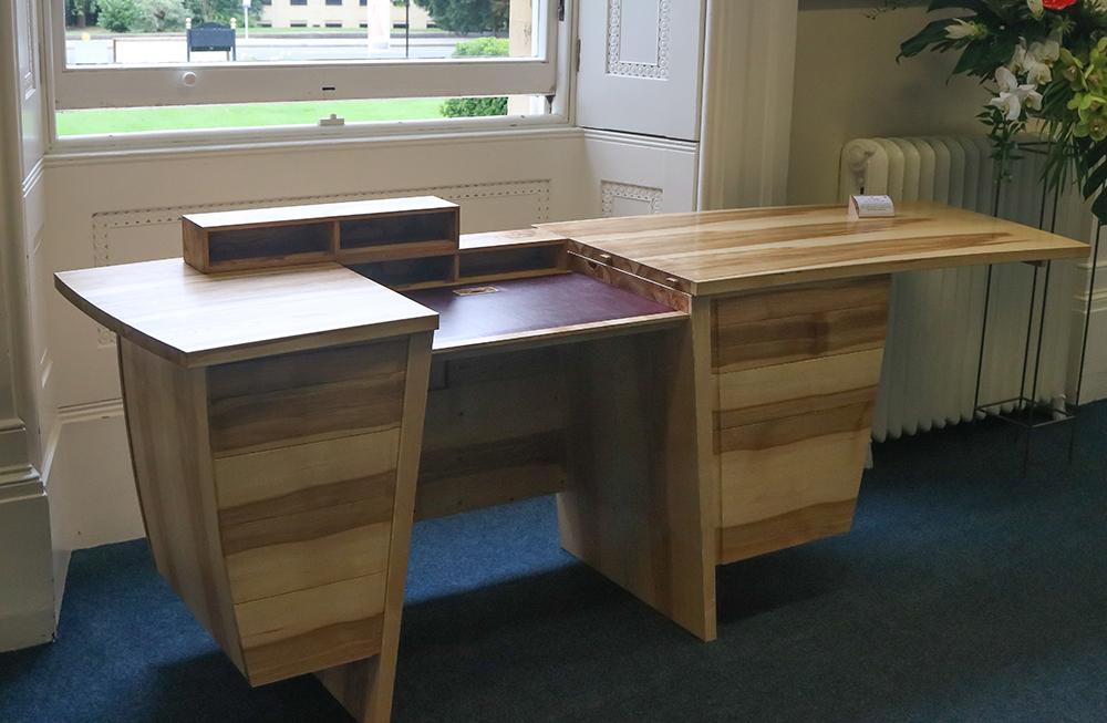 Daniel Lacey Desk