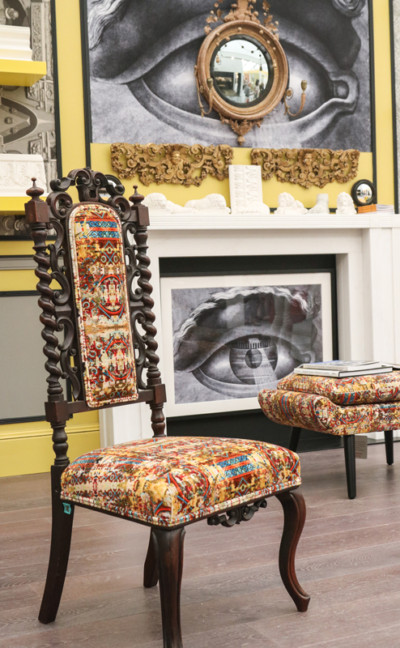 Black Pop - Sloane-Museum - Decorex 2018