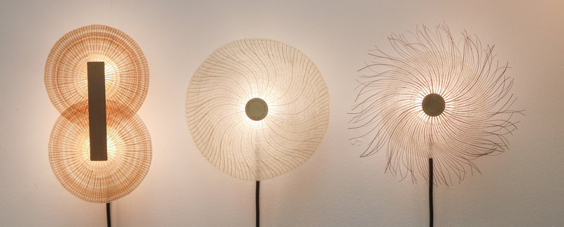 Lamps from Chile - The London Design Fair