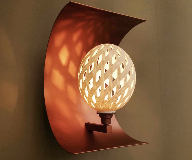 Ovodecor Ostrich egg Light - Decorex