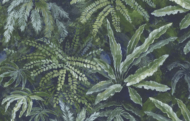 Woodchip and Magnolia - Arcadia Woods wallpaper