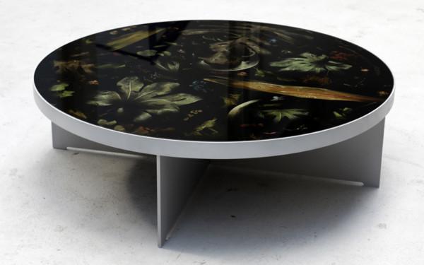 Flora Low Table - Marcin Rusak