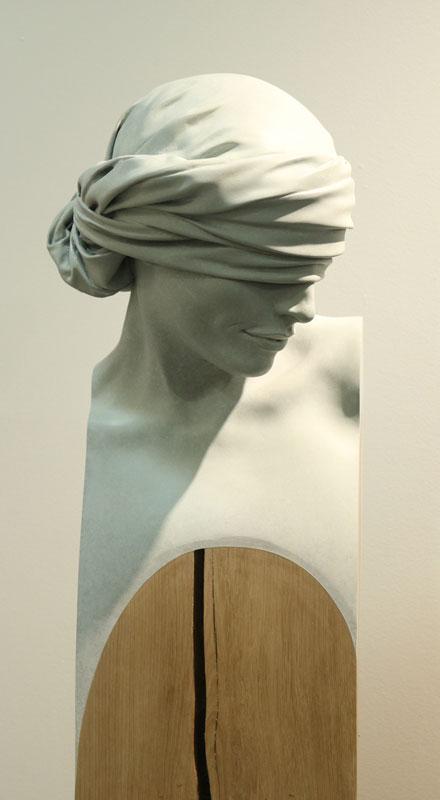 Cesar Orrico -Edith- Bronze -Galerie Calderone