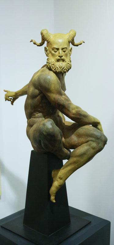 Cesar Orrico Fauno-II Galerie Calderone