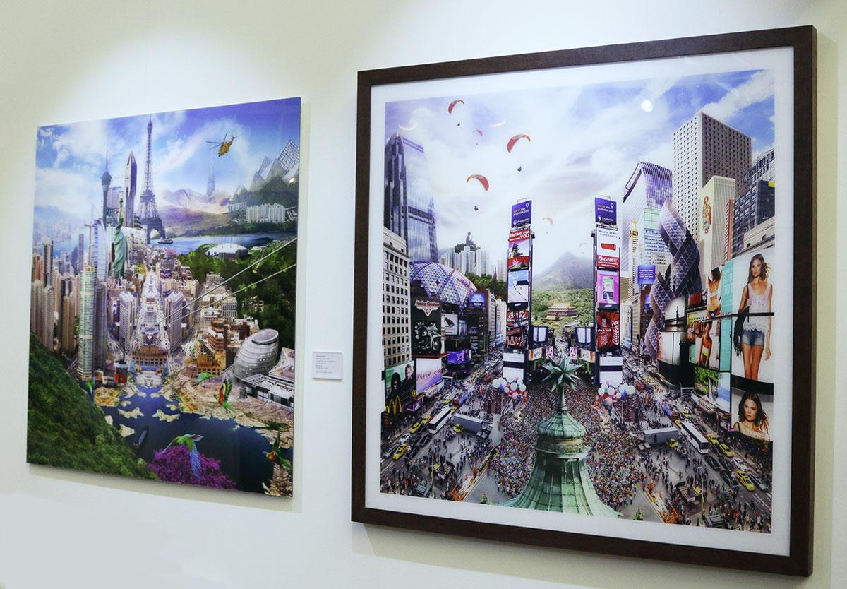 Cynthia Corbett Gallery - Tom Leighton
