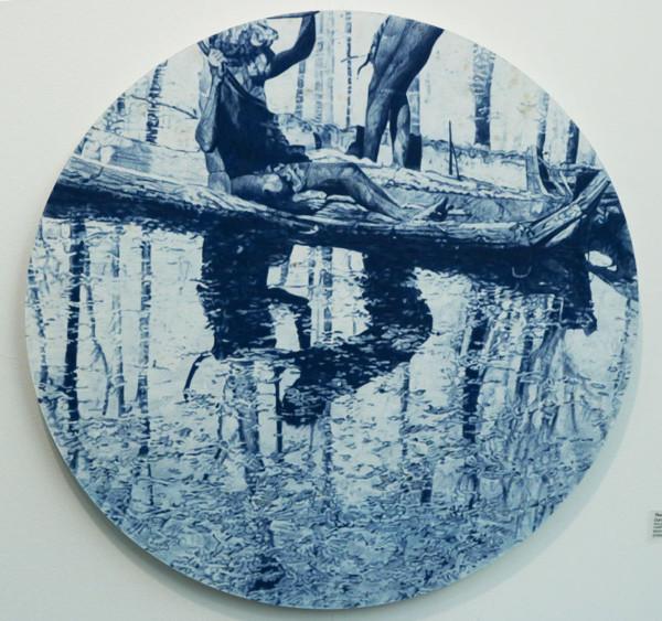 Danie Mellor - The end of shadows- JGM Gallery
