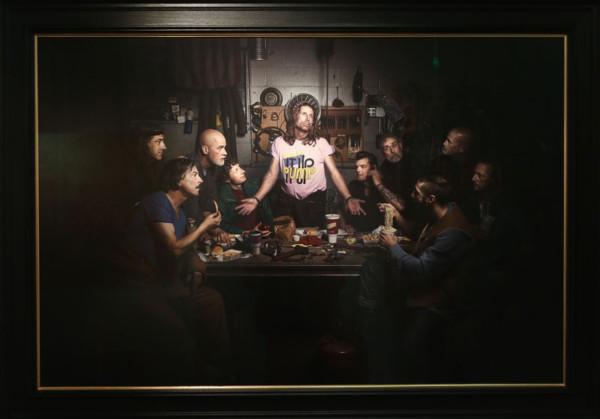 Freddy Fabris- The Last Supper-