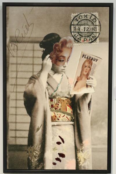 Gavin Mitchel-Turner Barnes Gallery