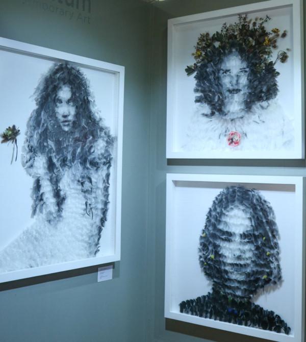 Marie Ange Daude - Kukka - Quantum Contemporary Art
