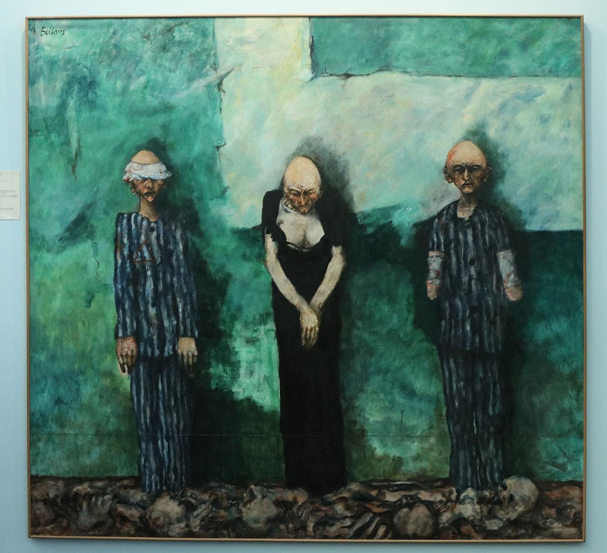 John Bellamy - Pour quio II-Castle House Gallery