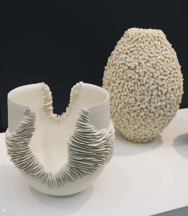 Vanessa Hogge and Olivia Walker -Vessel Gallery