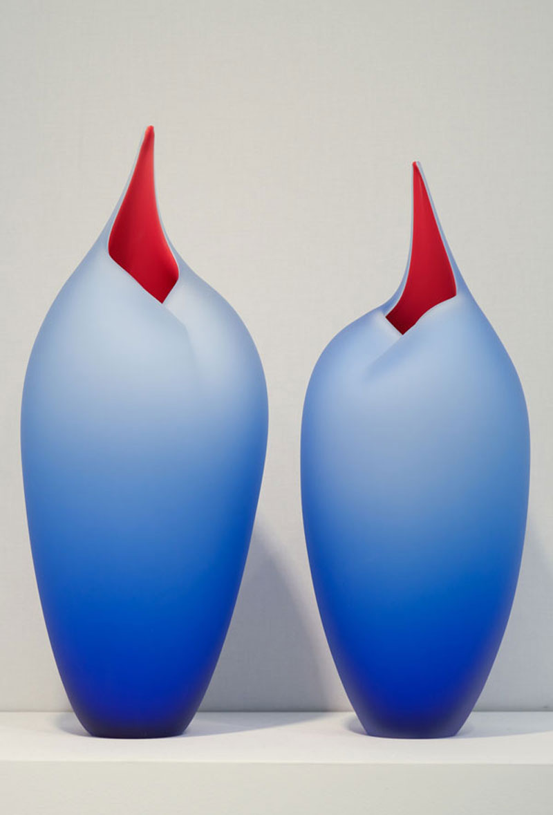 Bruce Marks - London Glassblowing