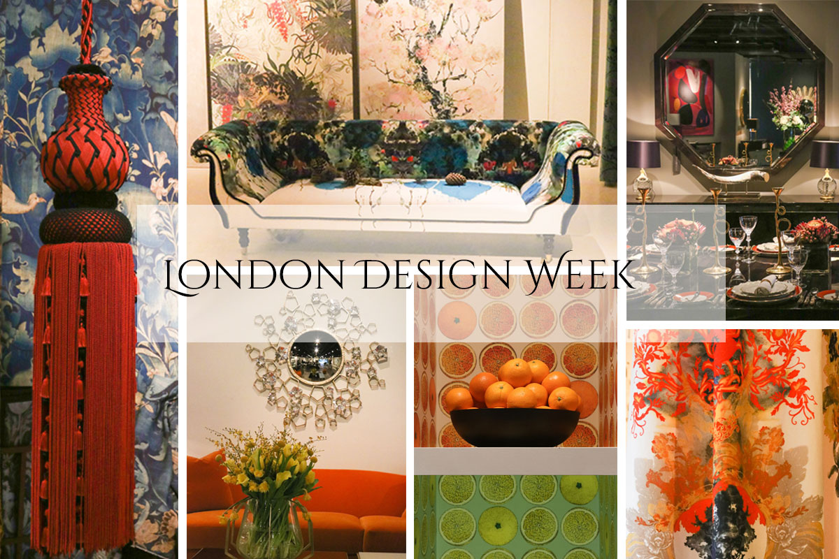 London Design Week - Chelsea Harbour Design Centre - Style&Co