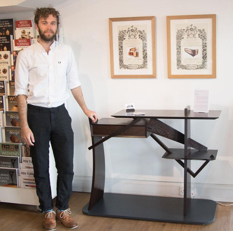 Sam Sheppard - London Craft Week