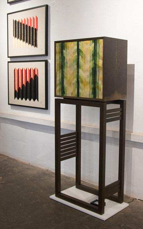Kevin Stamper - London Craft Week