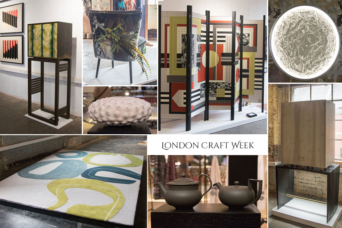 London Craft Week 2019 Blog