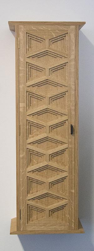 Ian Cresswell-'Sum' Wall Cabinet