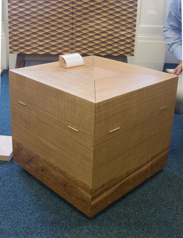 Walters and Acland Furniture School - Scotch Box Bar - Ben Bultler