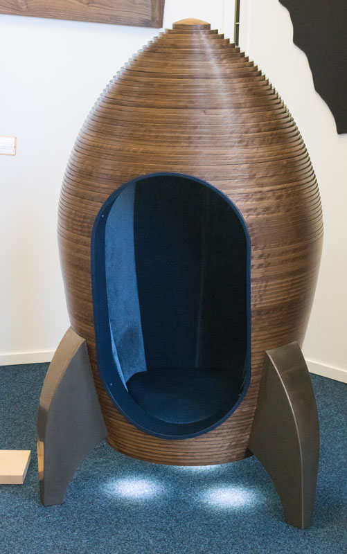 Williams & Cleal Furniture School - Sophie Moraveg - The Rocket
