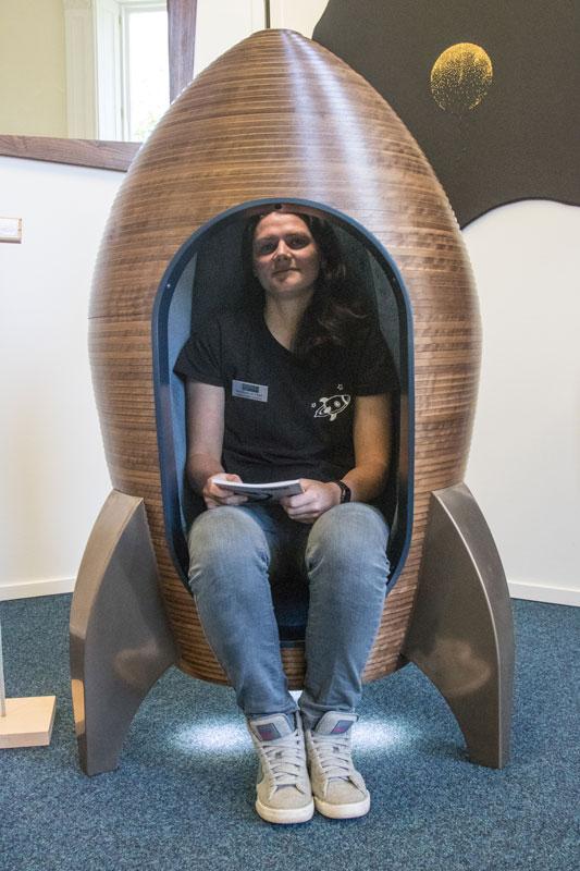 Williams & Cleal Furniture School - Sophie Moraveg - The Rocket