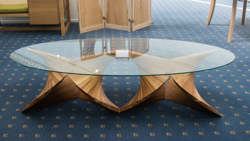 Gabrielle Furniture -'The Whirlwind' coffee table