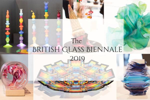 British Glass Biennale 2019