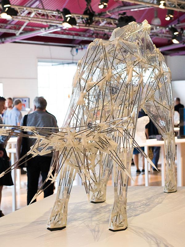 Jonathan Mitchie - Ambition - British Glass Biennale