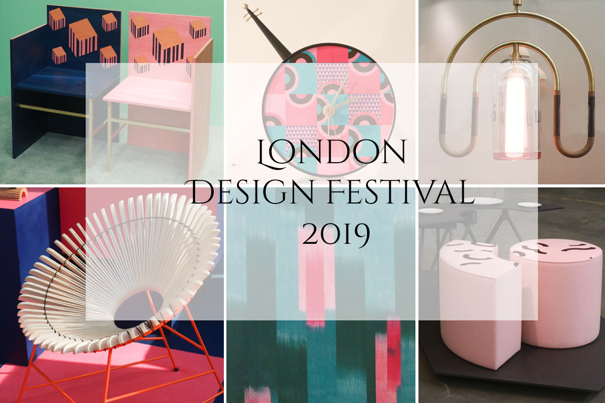 London Design Festival - Art and Interior shows 2020