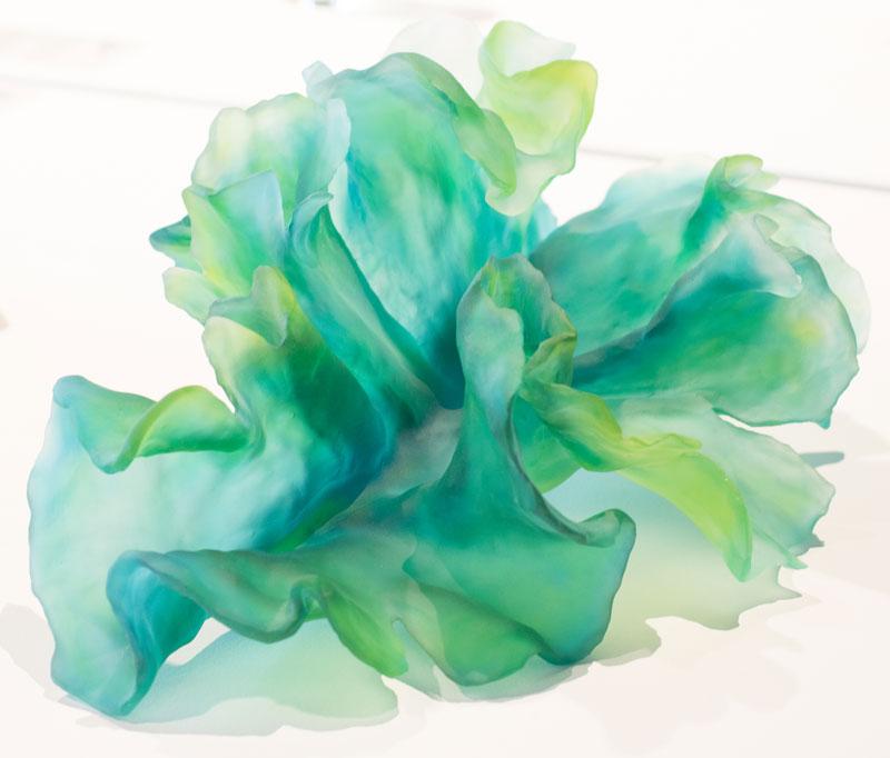 Monnette Larsen - British Glass Biennale