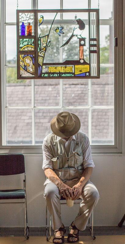 Alec Galloway - The British Glass Biennale