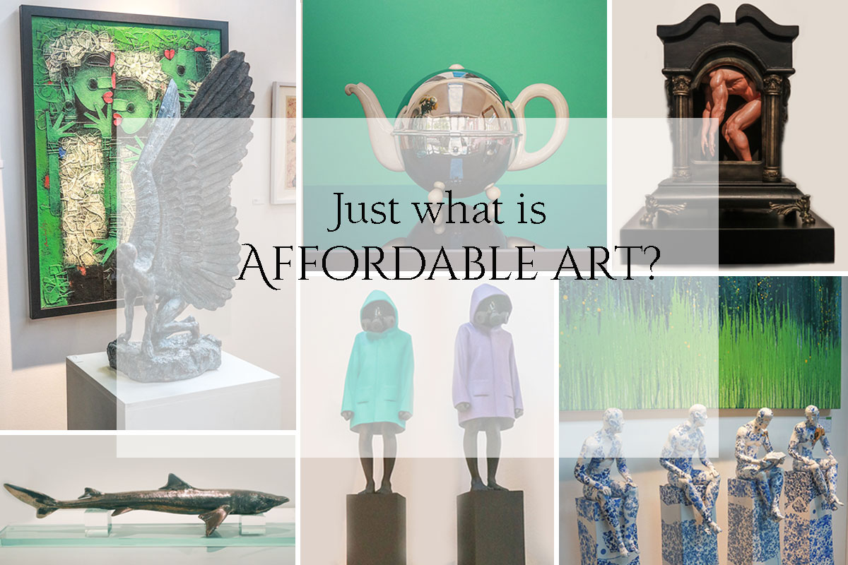 The Affordable Art Fair - Art and Interior Shows 2020