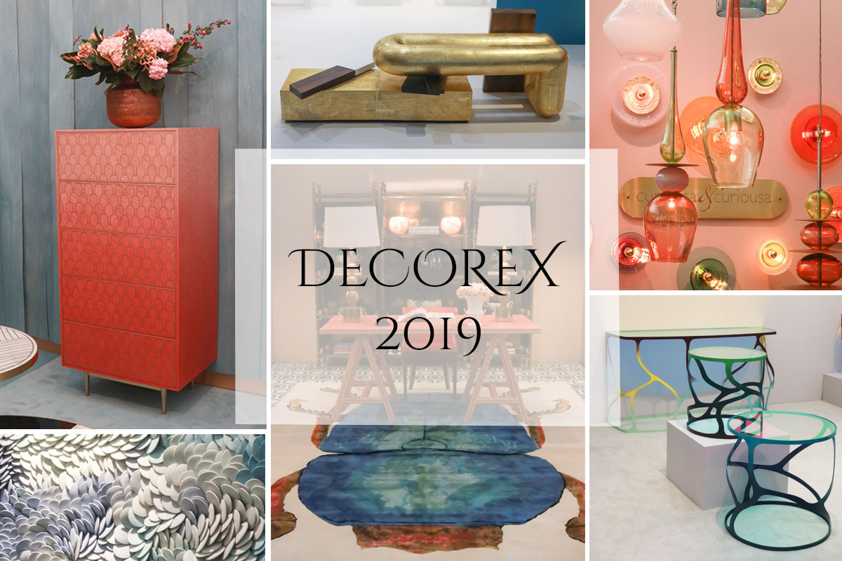Decorex 2019 - Art and Interior Shows 2020