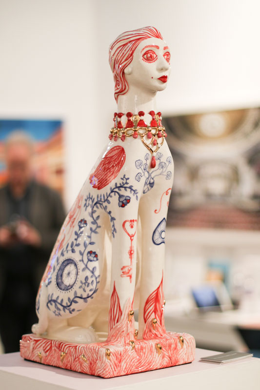 Anne Athena - London Art Fair