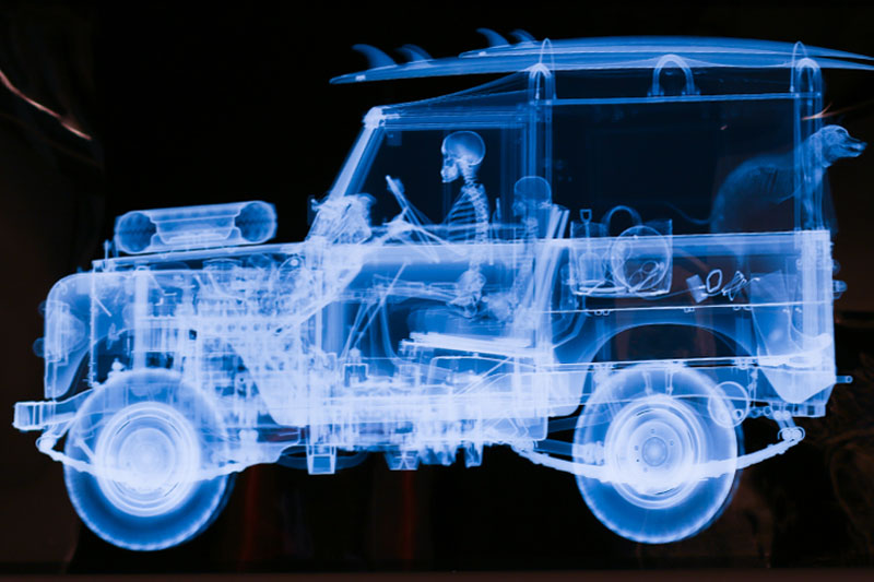 Nick Veasley - London Art Fair